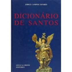 Dicionário de Santos (Jorge...