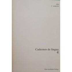 Cadernos de lingua 4...