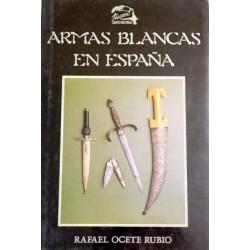Armas blancas en España...