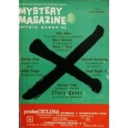Mystery magazine:...