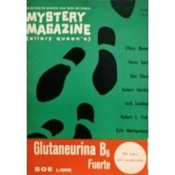 Mystery magazine: Junio...