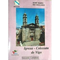 Igrexa Colexiata de Vigo...