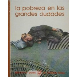 La pobreza en las grandes...