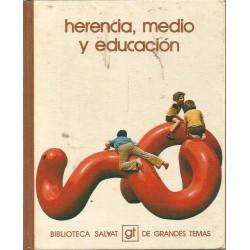 Herencia, medio y educación...