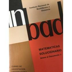 Matemáticas. Documento 3....