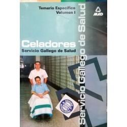Celadores Servicio Gallego...