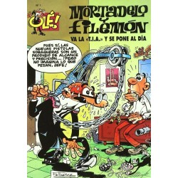 Mortadelo y Filemón Olé 1:...