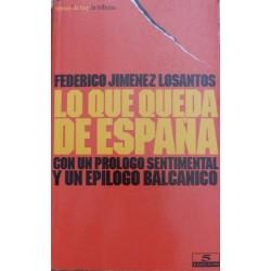 Lo que queda de España...