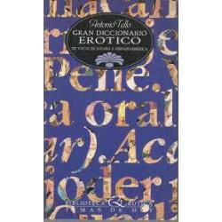 Gran diccionario erótico...