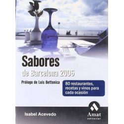 Sabores de Barcelona 2006:...