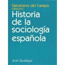 Historia de la sociología...