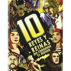 10 Reyes y Reinas que...