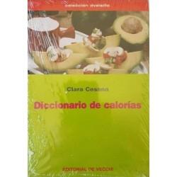 Diccionario de calorías...
