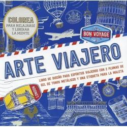 Arte viajero: libro de...