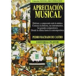 Apreciación musical (Pedro...