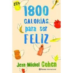 1800 calorías para ser...