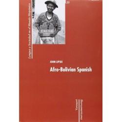 Afro-Bolivian Spanish....