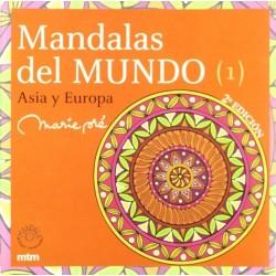 Mandalas del Mundo 1: Asia...
