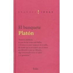 El banquete (Platón) Folio...