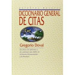 Diccionario general de...