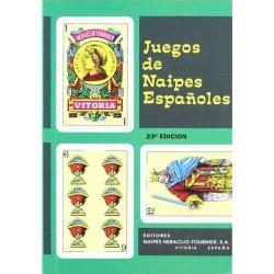Juegos de naipes españoles...