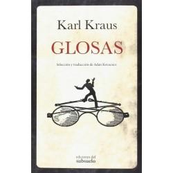 Glosas (Karl Kraus)...