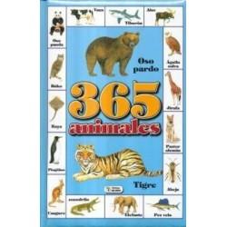365 animales: desde la...