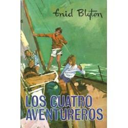 Los cuatro aventureros...