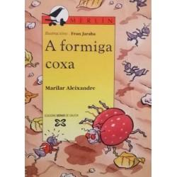 A formiga coxa (Marilar...