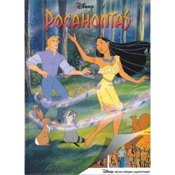 Pocahontas. Cómic bilingüe...