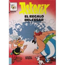 Asterix 21: el regalo del...