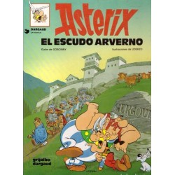 Asterix 11: el escudo...
