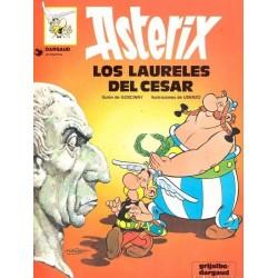 Asterix 18: los laureles...