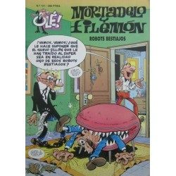 Mortadelo y filemón Olé...