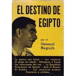 El destino de Egipto...