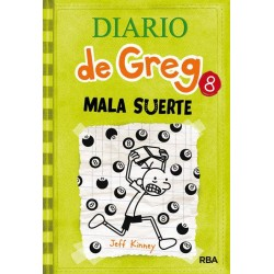 Diario de Greg 8: Mala...
