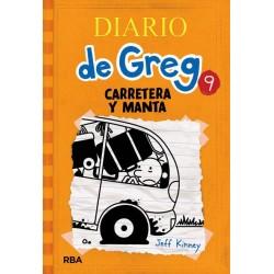 Diario de Greg 9: Carretera...