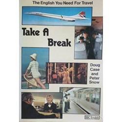 Take a break. The english...