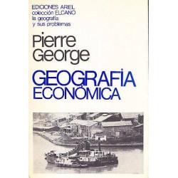Geografía Económica (Pierre...