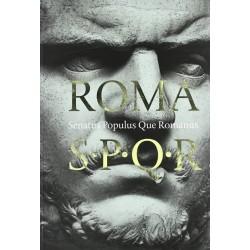 Roma: S.P.Q.R. Senatus...