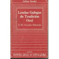 Lendas Galegas de tradición...