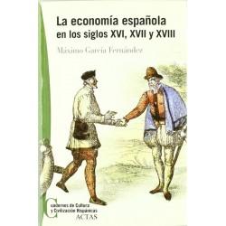 La economía española en los...