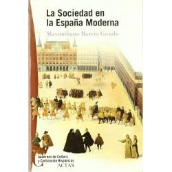 La Sociedad en la España...