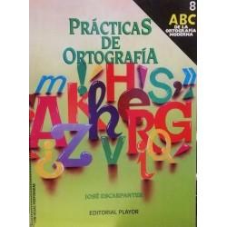 Prácticas de ortografía 8:...