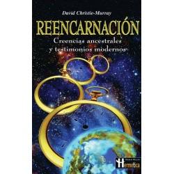 Reencarnación: creencias...