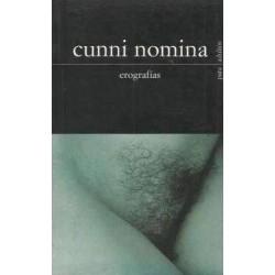 Cunni nomina: erografías...