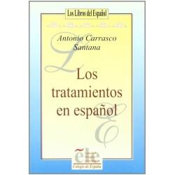 Los tratamientos en español...