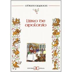 Libro de apolonio (Anónimo)...