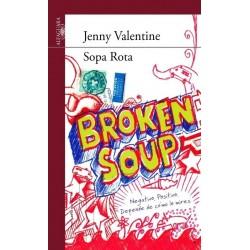 Sopa rota (Jenny Valentine)...
