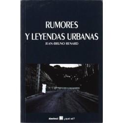 Rumores y leyendas urbanas...